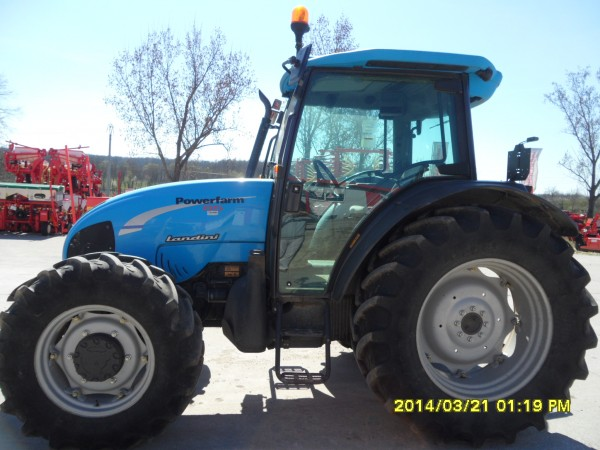 Tractor Landini Powerfarm 85