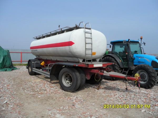 Cisterna auto pt uz alimentar