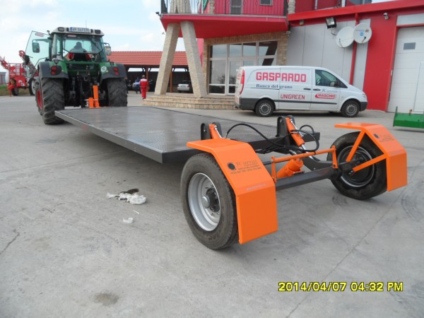 OCAZIE Trailer  Carrello multifunctional pt transport