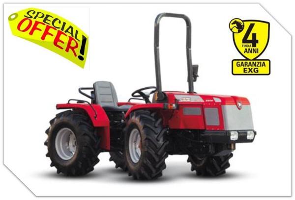 OFERTA LUNII tractor ANTONIO CARRARO model Tigrone 5800