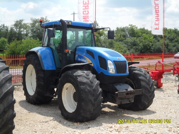 Tractor NEW HOLAND TVT190