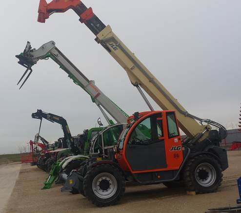 Telescopic JLG 4 TONE