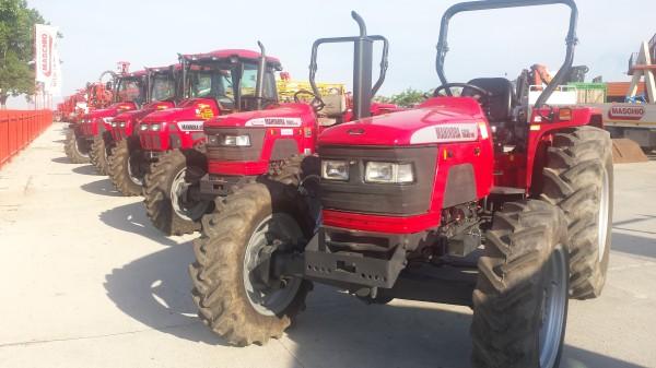 Tractoare Mahindra 8000 4WD