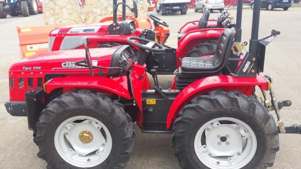 OFERTA Tractor Antonio Carraro model Tigre 3100