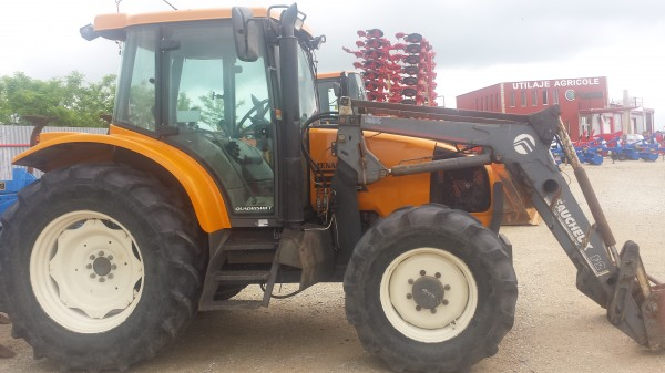 Tractor Renault 550 RX Ares