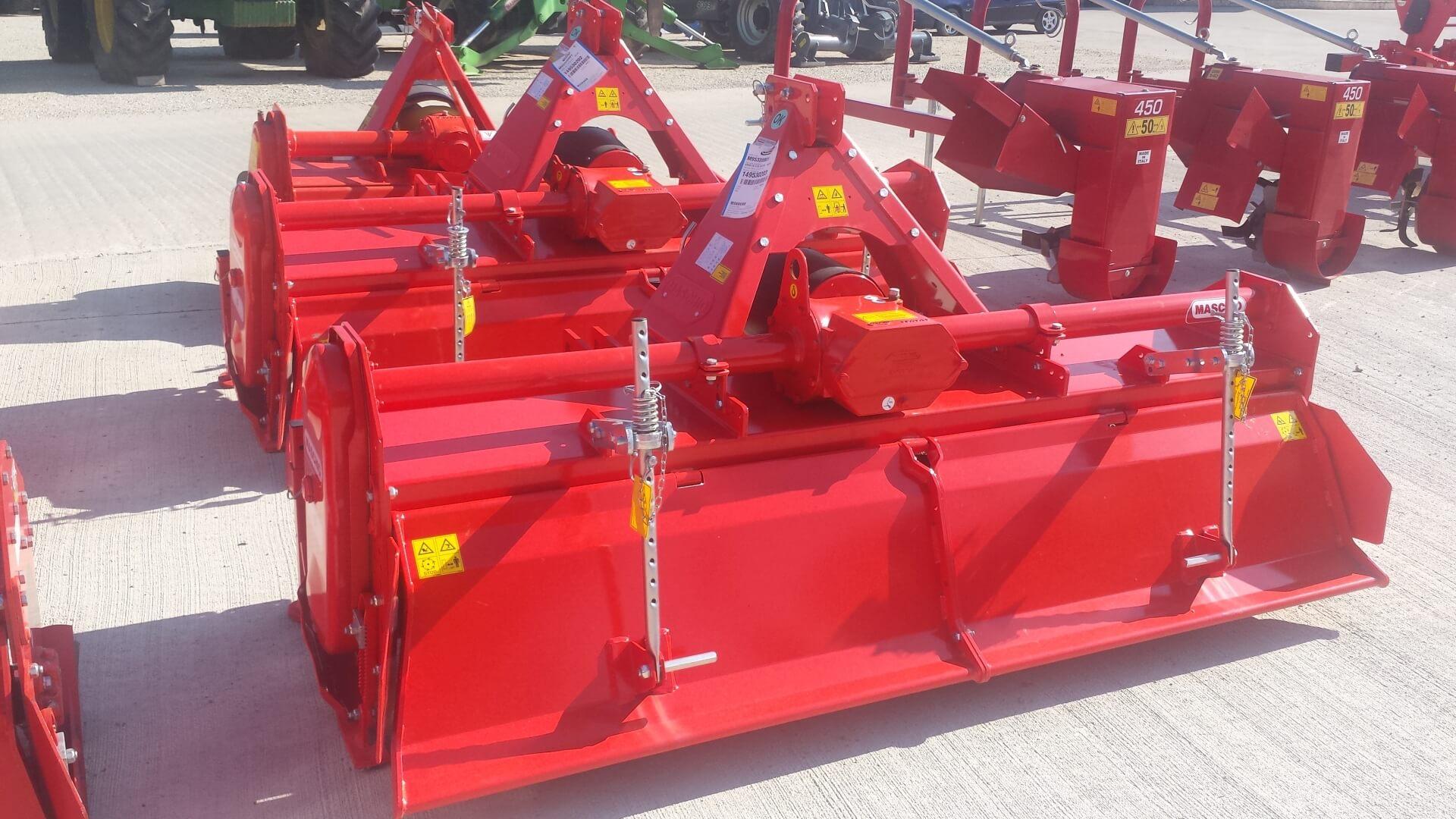 Freză cu cutie de viteză model U 205 | COSTA Machinery by